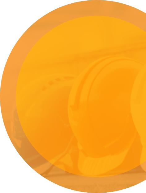 Orange ciricle